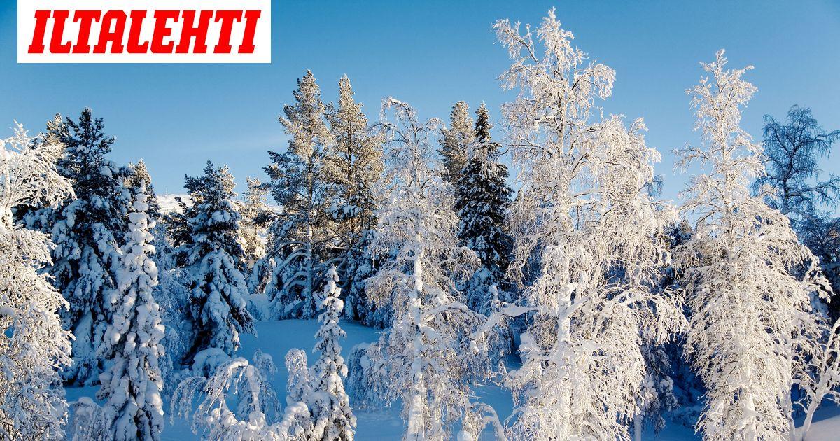 Talven Selkä Taittuu