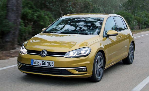 Volkswageniin luotetaan yhä, mutta luottamus on hieman laskenut.