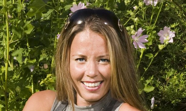 Susanna Sievinen fiilistelee Raumanmerellä.