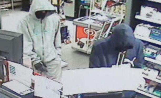 Tunnistatko näitä ryöstäjiä?