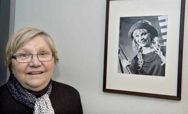 Anja Räsänen muistetaan 80-luvun lopun rakastetusta komediasarjasta.