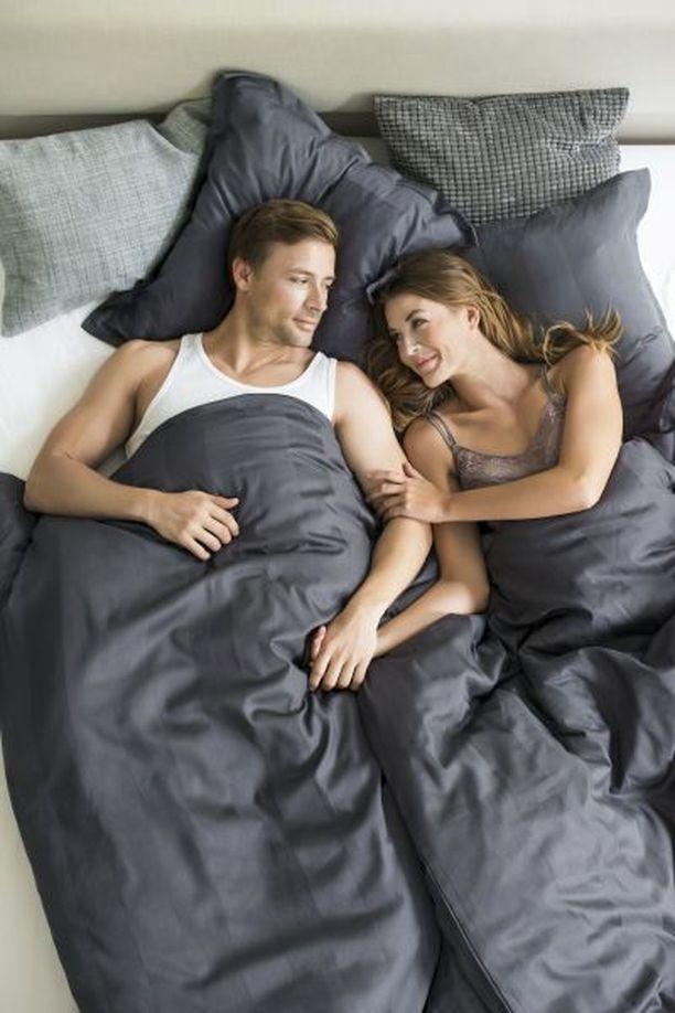Sängyn valintaa voisi rinnastaa hauskasti puolison valintaan.