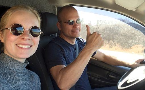 Tomi ja Jasmin ajoivat pakettiautolla Siperian halki - nämä asiat yllättivät