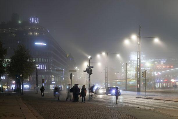 Perjantaina on harmaa ja tihkuinen päivä, kertoo Ilmatieteen laitos.