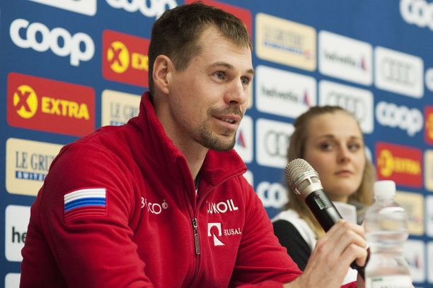 Sergei Ustjugov teki turhan reissun Suomeen.