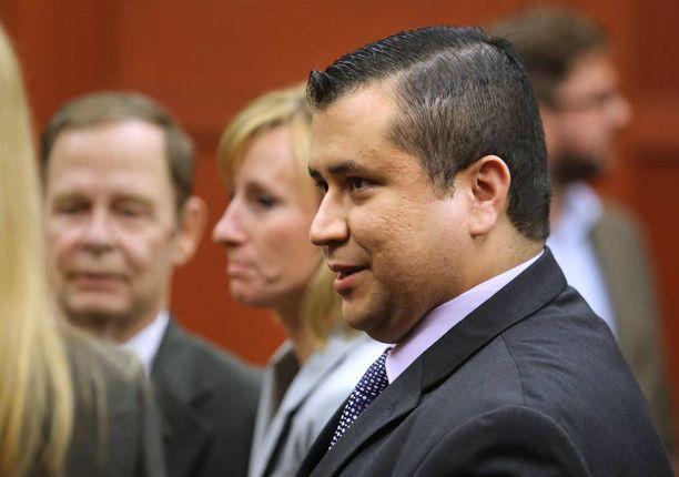 George Zimmerman tuomittiin syyttömäksi Treyvon Martinin murhaan Floridan Sandfordissa.