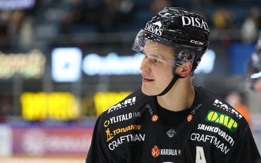 """Palaako Jesse Puljujärvi NHL:ään? Keskustelut jälleen käynnissä: """"Olen toiveikas"""""""
