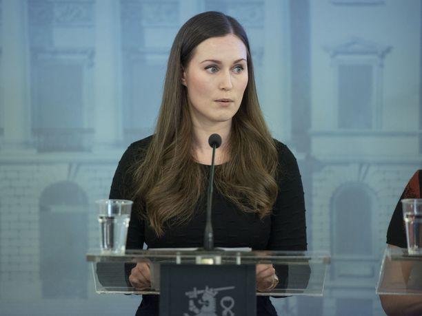 Pääministeri Sanna Marinin hallitus saa kansalaisilta vahvan hyväksynnän.