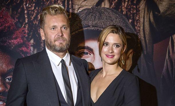 Ohjaaja Antti Jokinen ja näyttelijä Krista Kosonen menivät naimisiin lauantaina 19.5.2018. Kuvassa pariskunta syyskuussa 2016.