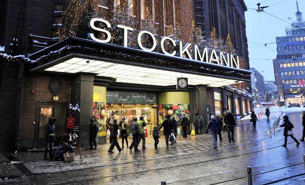 Stockmannin tulos on laskenut merkittävästi vuoden takaisesta.