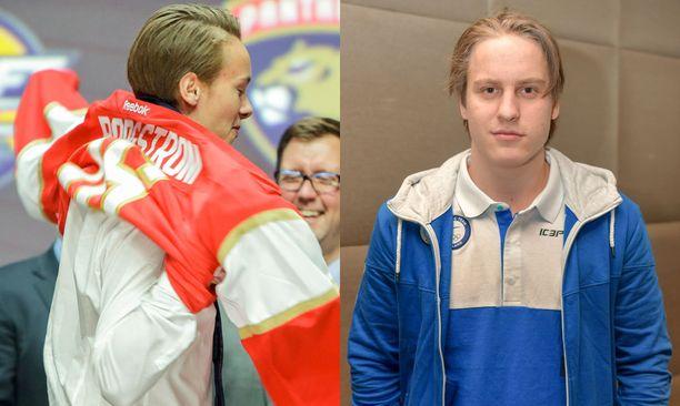 Henrik Borgström ja Eeli Tolvanen ovat kumpikin ykköskierroksen varauksia, jotka varmasti kiinnostavat muita NHL-seuroja.