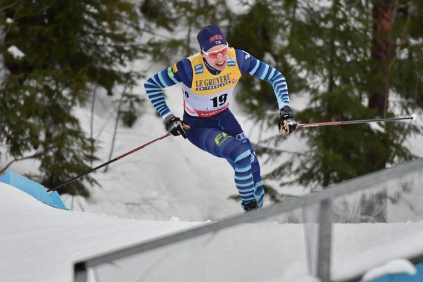Iivo Niskanen on Suomen ainoa mitalisuosikki Oberstdorfin MM-kisoissa.