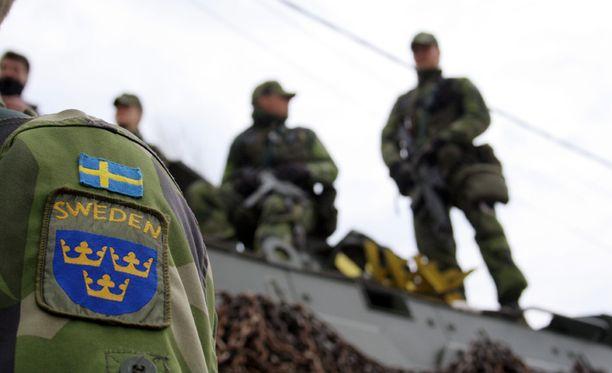 Viron presidentti ei luota Ruotsin puolustuskykyyn.
