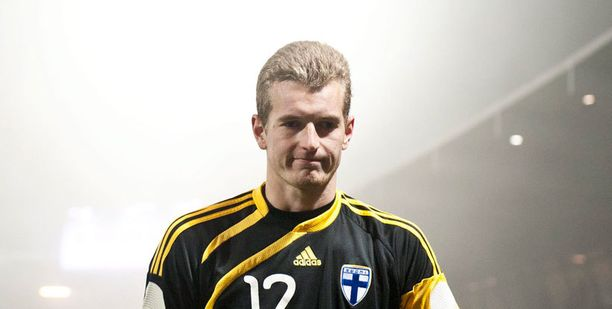 Lukas Hradecky on merkitty mies.