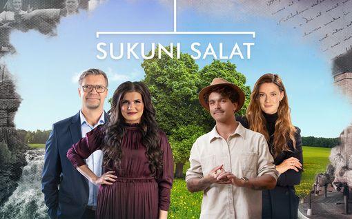 Murha, huorintekoa, aatelisverta, sairautta... – Uusi sarja paljastaa suomalaisjulkkisten sukujen salat
