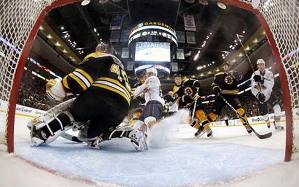 Uran toinen nollapeli NHL:ssä rakentui 19 torjunnalla.