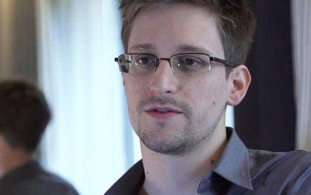 Muistutukseksi, miltä Snowden näyttää.