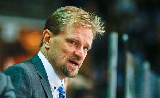 Petri Matikaisen Pelicans on vuoristoratajoukkue.
