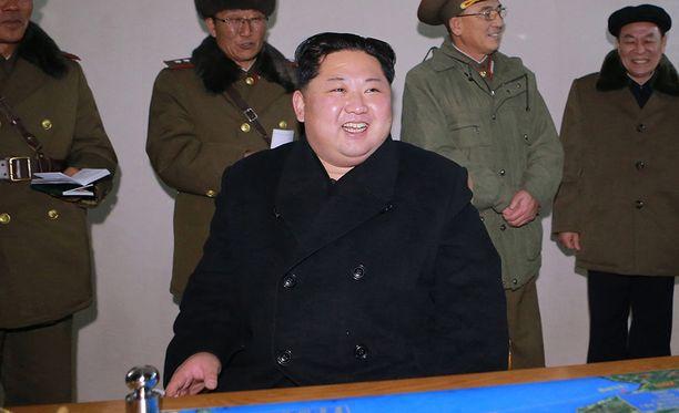 Venäjän presidentti sanoo Pohjois-Korean Kim Jong-unin saavuttaneen jo monet tavoitteestaan.