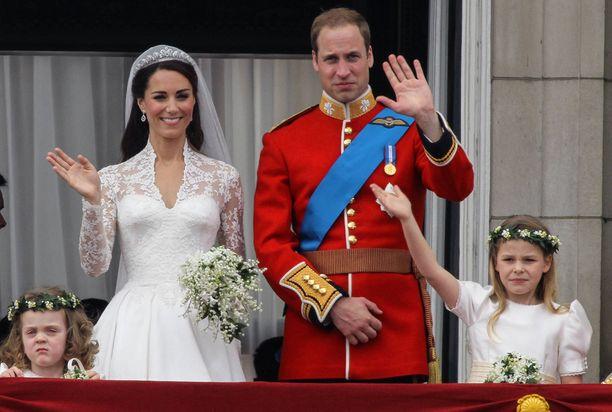 William ei pitänyt sormusta edes hääpäivänään.