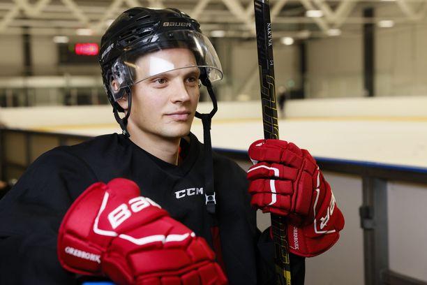 Kristian Näkyvä leikattiin helmikuussa.