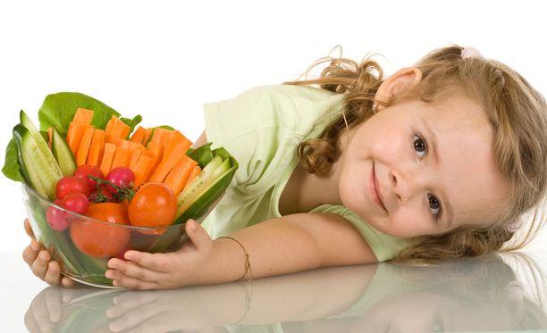 Lapsenkaan ei tarvitse pitää kaikista ruuista.