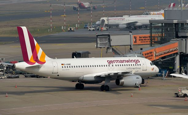 Germanwings on jatkossa osa Eurowingsiä.