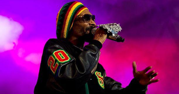 Snoop Dogg nousi eilen Hove-festivaalin lavalle Norjassa välikohtauksesta huolimatta.