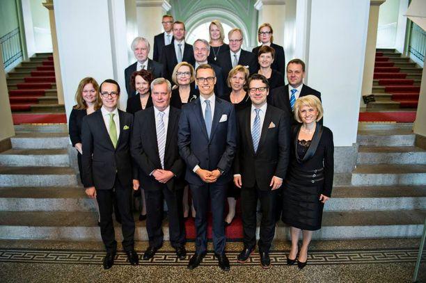 Alexander Stubbin (kok) hallitus nimitettiin kesäkuussa 2014. Hallituksen elinkeinoministerin Jan Vapaavuoren mukaan se ei paneutunut tosissaan mihinkään isompaan asiaan.