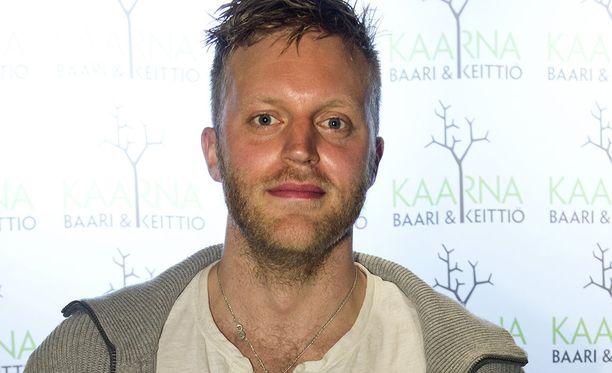 Koop Arponen hylkäsi uran Idols-laulajana tavoitellakseen muita unelmiaan.