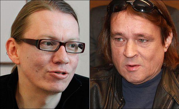 Vihreiden puoluesihteerin Panu Laturin mukaan puolue ei kalastele perussuomalaisten ääniä.