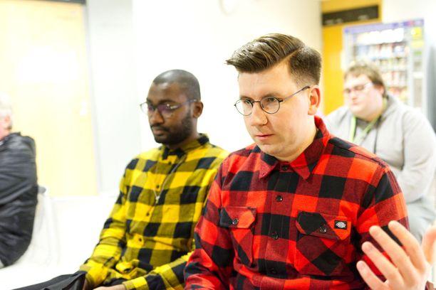 Perussuomalaisten Sebastian Tynkkysellä on ollut Oulun seudulla vankka kannattajakunta. Eduskuntavaaleissa 2019 hän sai 9271 ääntä.