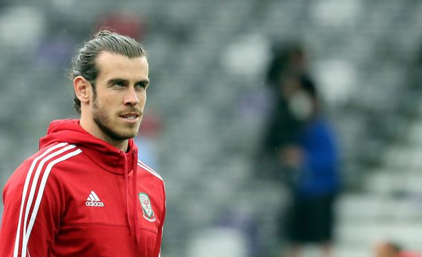Real Madrid -tähti Gareth Bale on jysäyttänyt jo kaksi vaparimaalia EM-kisoissa.