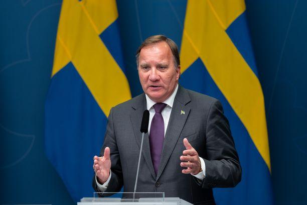 Stefan Löfvenin johtama hallitus uudistaa parhaillaan Ruotsin maahanmuuttolainsäädäntöä.