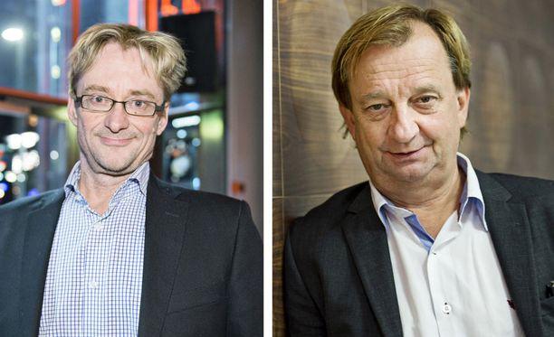 Lehden mukaan Jungnerin ja Harkimon liikkeen tarkoituksena on asettaa ehdokkaita jo vuoden päästä järjestettäviin eduskuntavaaleihin.