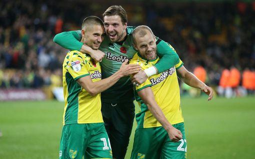 Omat fanit äänestivät: 11 liigamaalin Teemu Pukki ei mahtunut Norwichin kolmen parhaan joukkoon