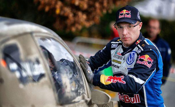 Jari-Matti Latvala haluaa ajaa MM-rallia myös ensi kaudella.