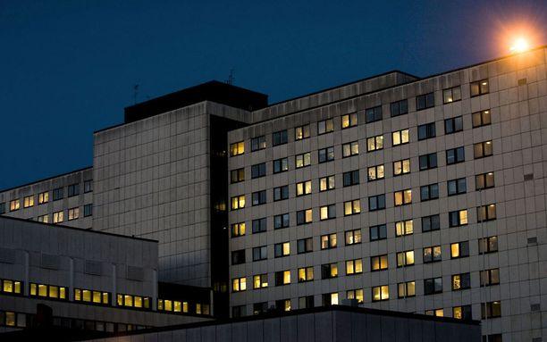 Tampereen yliopistollinen sairaala on säilyttänyt potilaista tietoa rekistereissä, joista ei ole tallennettu lokitietoja.