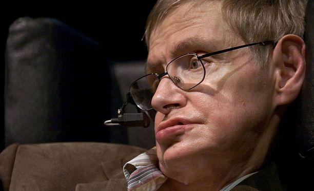 Hawking tunnettiin muun muassa kirjastaan Ajan lyhyt historia. Hän kuoli kotonaan.