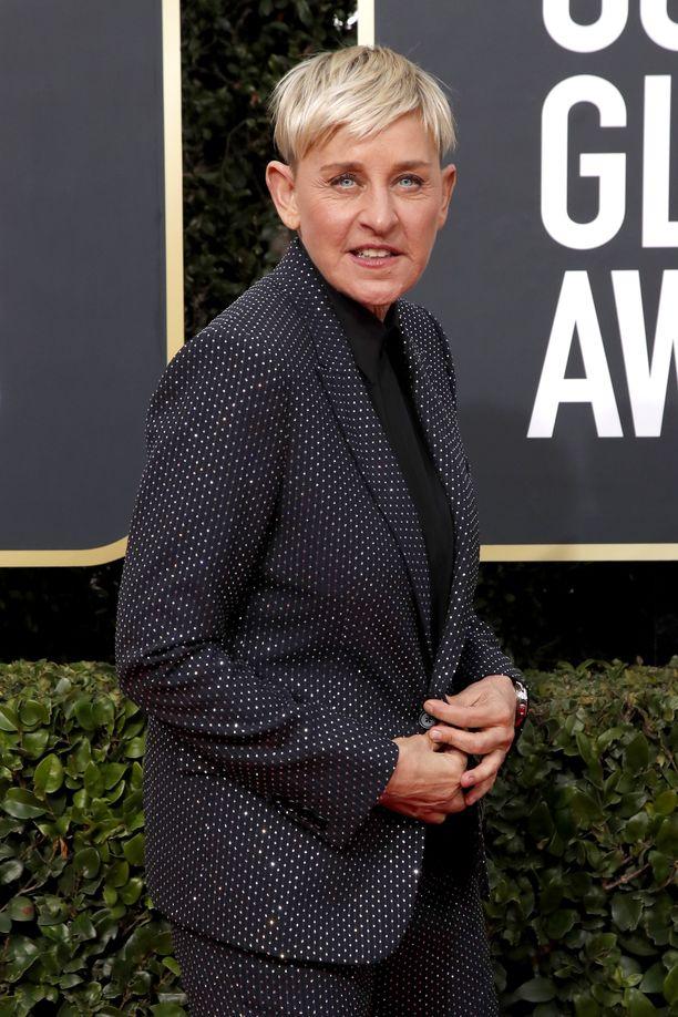 Ellen DeGeneres Show'sta on erotettu kolme tuottajaa.