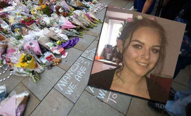 Yksi Mancesterin iskussa kuolleista oli 15-vuotias Olivia Campbell.