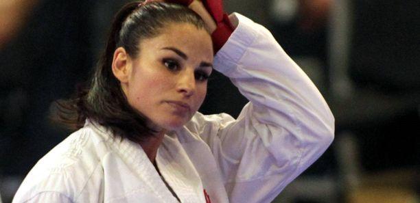 Elena Quirici on kolminkertainen Euroopan mestari.
