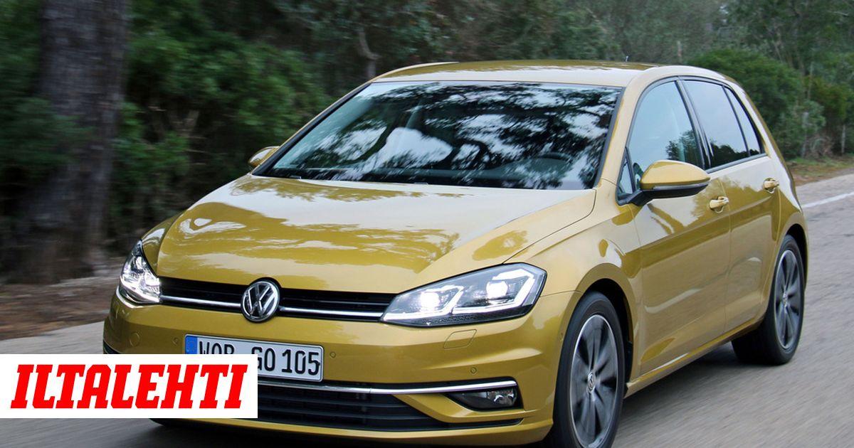 VW kiillottaa kilpeään: Golfiin uusi TSI-moottori ja täysin uusi DSG-vaihteisto