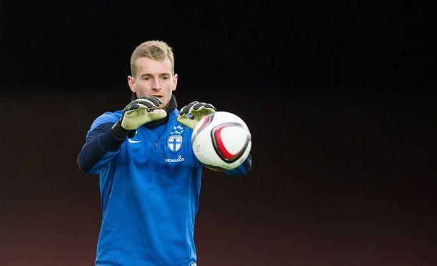 Lukas Hradecky kiinnostaa Saksassa.