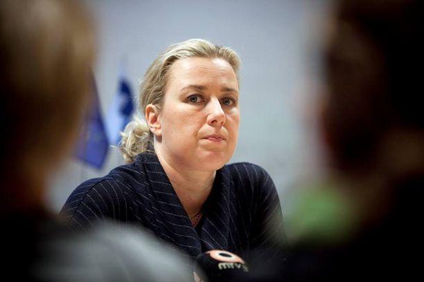 Valtiovarainministeri Jutta Urpilainen ei halunnut kommentoida Iltalehdelle Bilderberg-kokouksesta syntynyttä keskustelua.