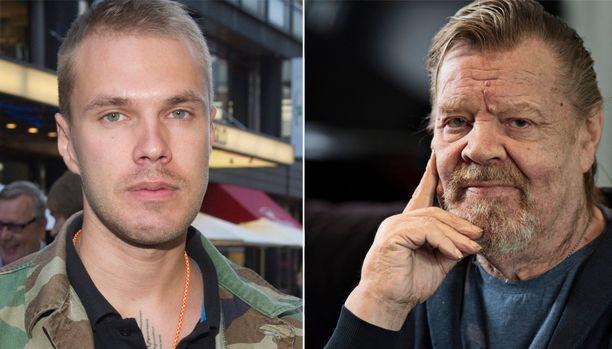 Vesa-Matti Loiri menetti Joonas-poikansa vuosi sitten.