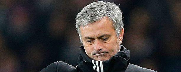 José Mourinhon poppoo haki 1-1-tasapelin Pariisista.