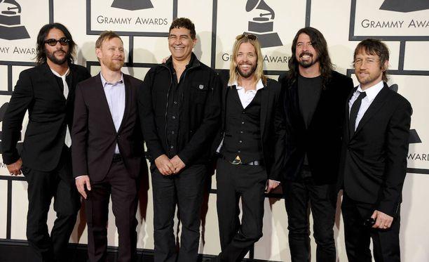 Foo Fighters on saanut uransa aikana useita Grammy-palkintoja.