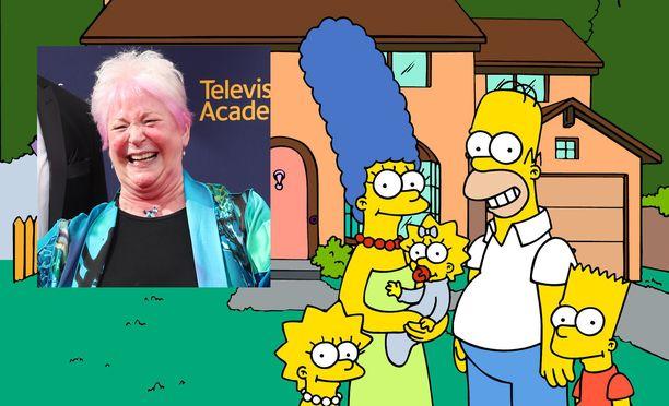 Russi Taylor on esittänyt Simpsoneissa koulupoika Martin Princeä.