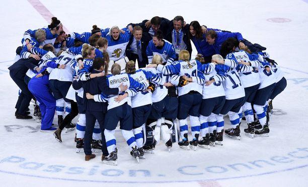 Suomi pelaa ensi vuonna MM-kisat kotiyleisönsä edessä.